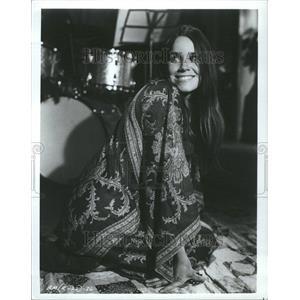 1971 Press Photo Barbara Harshey American Actoress Chic