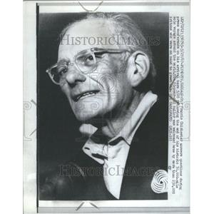 1967 Press Photo Sir Francis Chichester