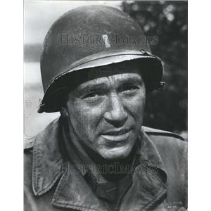 1969 Press Photo Actor George Segal as Lt. Hartman