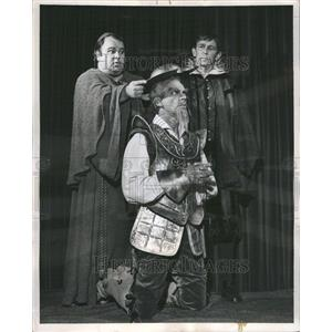 1968 Man of La Mancha Press Photo