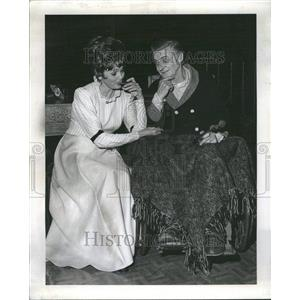 1969 Press Photo Little Foxes Drama Ivanhoe Theater