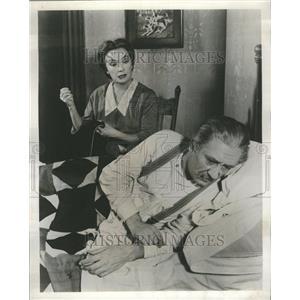 1960 Miriam Hopkins Press Photo