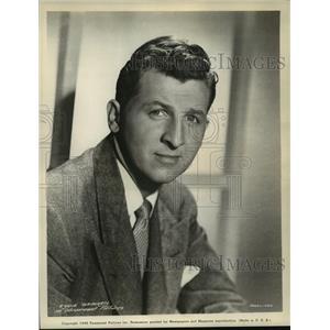 1946 Press Photo Eddie Bracken, actor.