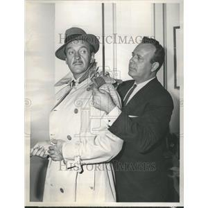 1960 Press Photo David and Don in the DuPont Show