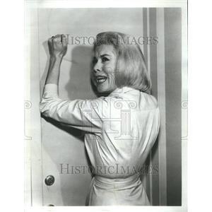1965 Press Photo Abigail Shelton Actress