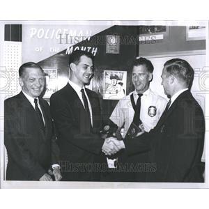 1967 Press Photo Ray Girardin American Actor Poikey Rob