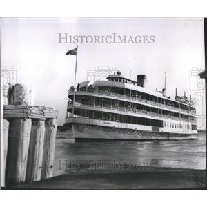 1952 Press Photo Columbia South Carolina Reports - RRR80221