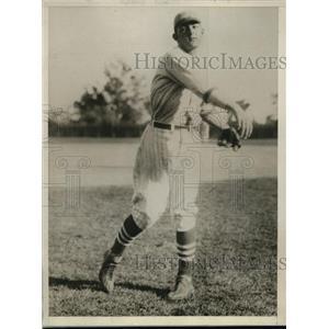 1926 Press Photo Stanford pitcher John Sobieski, Count Sobieski descendant