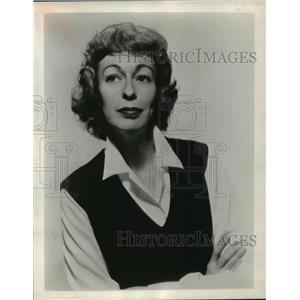 1956 Press Photo Eileen Heckart stars in Anna Santonello. - mjx19952