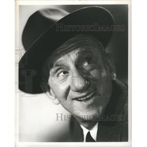 1972 Press Jimmy Durante Big Nose with Hat and Grin