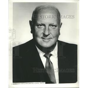 1962 Press Photo Actor Smith