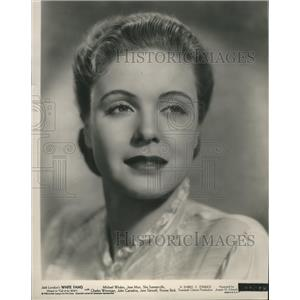 1936 Press Photo Actress Jean Muir - RRR14781