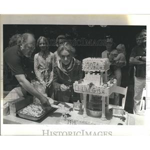 1978 Press Photo Lillian Gish