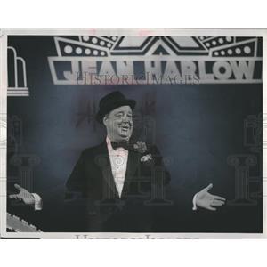 1978 Press Photo Jackie Gleason Comedian Actor Musician
