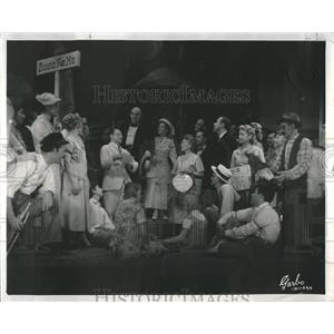 "1958 Press Photo ""Inherit the Wind""-James Westerfield - RRR25197"