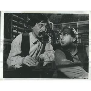 1967 Press Photo David Wayne American Actor Michigan