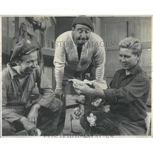 1952 Press Photo Stalag 17 Play