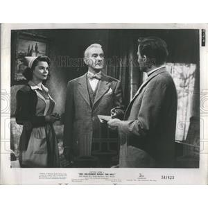"""1951 Press Photo """"Mr. Belvedere Rings The Bell"""""""