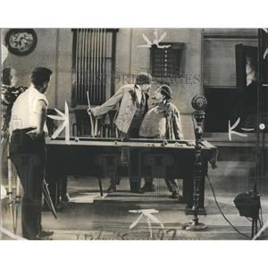 1932 Press Photo Weber Fields Actors