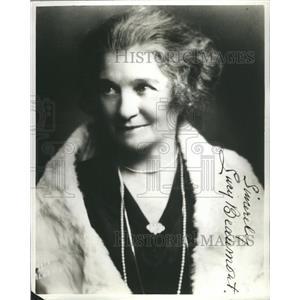 1936 Press Photo Lucy Beaumont Actress - RRR45559