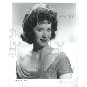 1959 Carmel Quinn Press Photo
