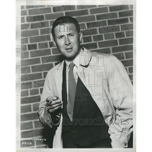 1957 Press Photo Anthony Quayle - Actor. - RRR48015