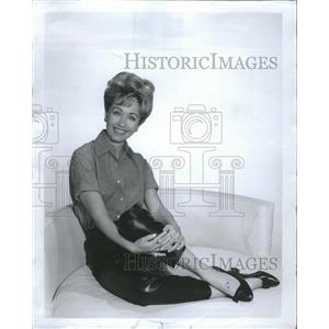 1964 Press Photo Jane Powell - RRR49095