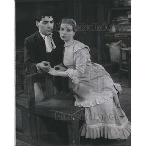 1957 Press Photo Mary Lynn Alexander Davion Actor