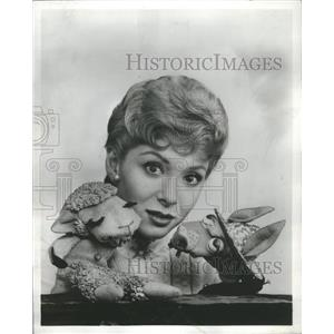 1950 Press Photo Lorna Lewis Actress Survivors Series