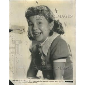 1938 Press Photo Jane Withers Actress - RRR54663