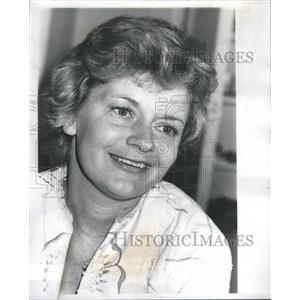 1976 Press Photo Joyce Van Patten