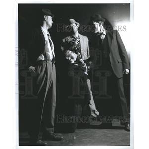 "1949 ""Detective Story"" Press Photo"