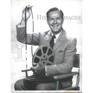 1957 Press Photo Donald Woods - RRR62573