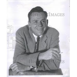 1955 Press Photo Tom Ewell, American Actor