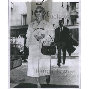 1957 Press Photo Ava Gardner