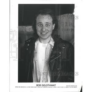 1974 Press Photo of Bob Goldthwait