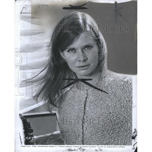 1965 Press Photo Actress Rosemary Forsyth