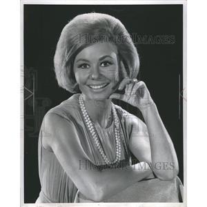 1964 Press Photo Mitzi Gaynor