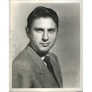1953 Press Photo Stanley Vainrib DR I Q Actor