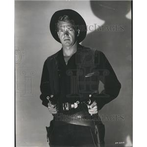 1949 Press Photo Show Adventure Role Actor Television - RRR75831