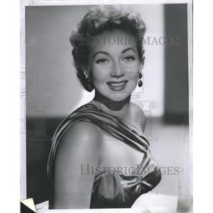 1952 Press Photo Ann Sothern American Film Actress - RRR75859