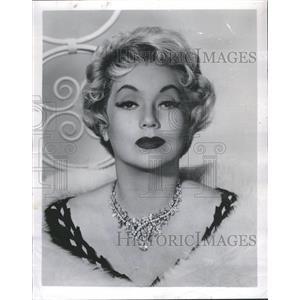1959 Press Photo Ann Southren American Film Actoress - RRR75861