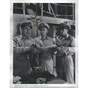 1954 Press Photo Van Johnson