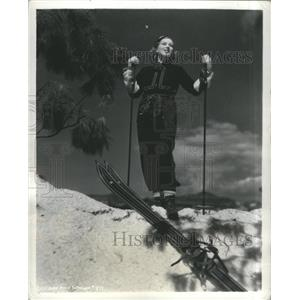 1935 Press Photo Ann Southern Columbia Pictures Star - RRR81781