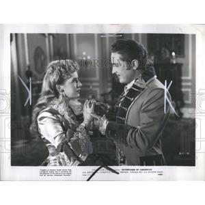 1948 Press Photo Noreen Nash Arthur De Cordova Actors