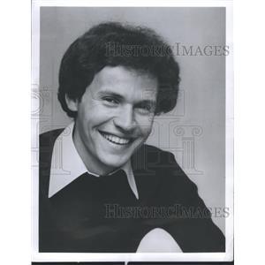 1978 Press Photo William Edward Billy Crystal American