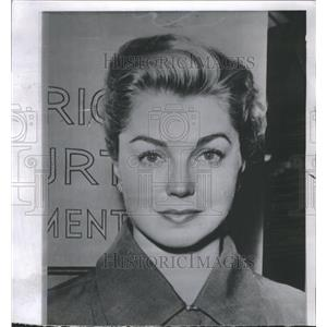 1958 Press Photo Esther Jane Williams Actress Swimmer - RRR98301