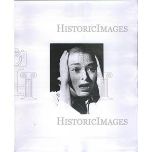 1957 Press Photo Elenore Parker