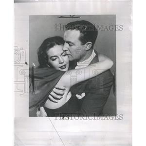 1958 Press Photo Natalie Wood - RRR98739