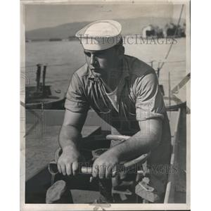 1945 Press Photo Lawrence W.Sweeney - RRR98887